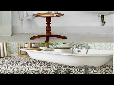 Country Living Bathroom Designs