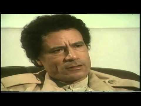 Gadaffi - i'm not afraid of Death [1981]