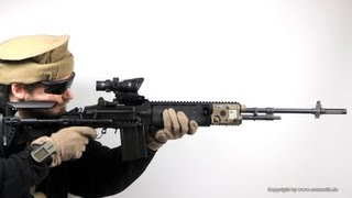 WE - M14 EBR Custom Sniper DMR Rifle