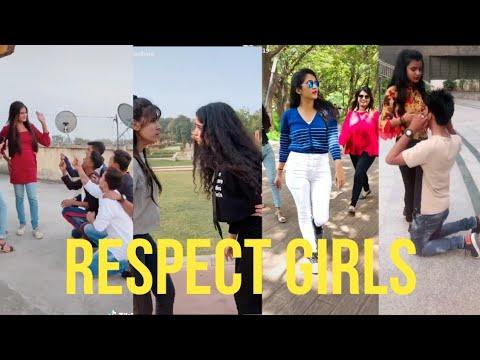 Download Specially for girls || respect for girls // girls power tik tok  girls attitude tik tok