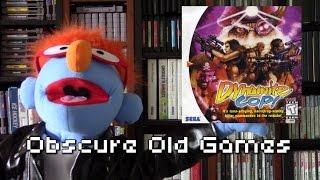 Obscure Old Games: Dynamite Cop! (Dynamite Deka 2)