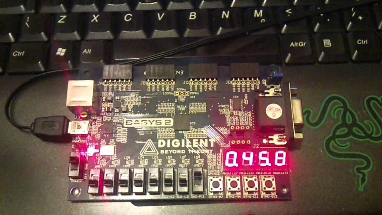 Learn Verilog by Example: To Code a Stopwatch in Verilog