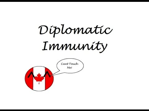 Embassies High Commissions and Diplomatic Immunity explained