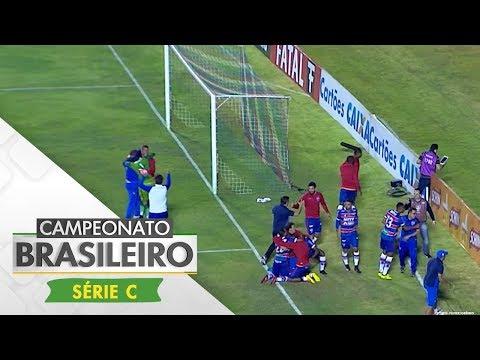 Melhores Momentos - Tupi 1 x 0 Fortaleza - Brasileiro Série C (23/09/2017)