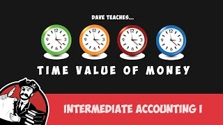 Time Value of Money for a Single Cash Flow (Intermediate Accounting I #1)