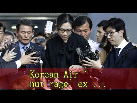 Korean Air 'nut rage' executive to avoid jail time