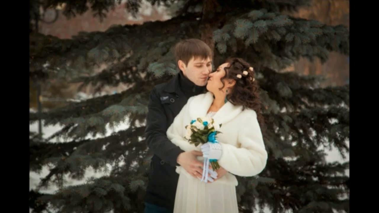 5 лет со дня свадьбы Деревянная свадьба - YouTube