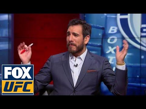 Thumbnail: Kenny Florian on Toronto presser 'Floyd just got killed by Conor McGregor' | TOR | UFC ON FOX