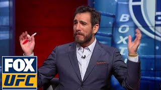 Kenny Florian on Toronto presser 'Floyd just got killed by Conor McGregor' | TOR | UFC ON FOX