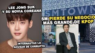 Скачать LEE JONG SUK Y SU NOVIA RUMORES SM PONE FIN A SU NEGOCIO DE KPOP MAS GRANDE