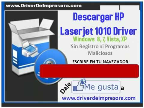 download hp laserjet 1010 drivers for windows 7