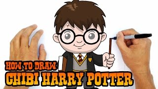 How to Draw Harry Potter | Drawing Lesson