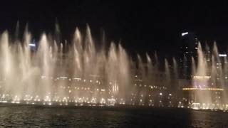 Dubai fountain bharat