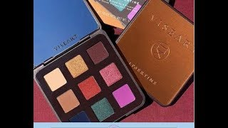 Viseart - 🎨 Preview of New Libertine Eyeshadow Palette + Swatches | MAKEUP ADDICTED