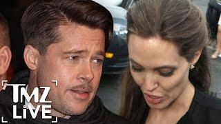 Brad Pitt & Angelina Jolie Strike Temporary Custody Deal   TMZ Live