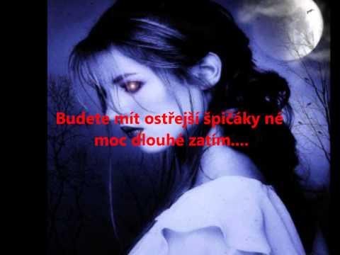 Vampire spell (upíří kouzlo) spellsCZ