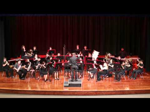 Toombs County High School Band - March Slav