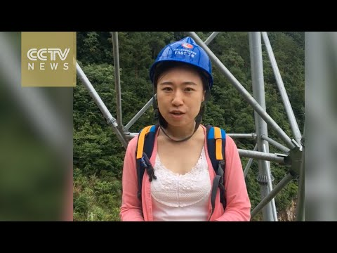Download Youtube: CCTVNEWS takes a close look at the 500-meter Aperture Spherical Telescope
