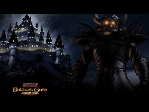 Stream Play - Baldur's Gate: Enhanced Edition - 02 Exploration and the Bandit Camp (Part 4 of 6)
