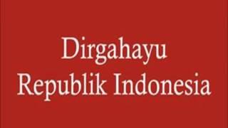 Download Video Dirgahayu Indonesia Cipt. Husein Mutahar (Lagu Resmi Hut RI ke-50) HD MP3 3GP MP4