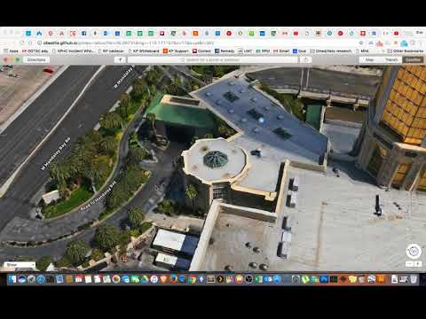 Multiple Shooters Las Vegas Audio Analysis