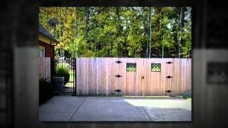Http://bestfencehouston.com - Houston Fence Installation, Electric Driveway Gates