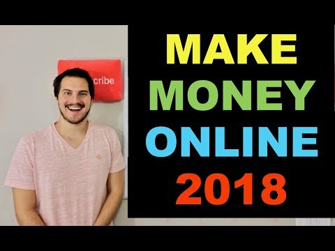 5 Ways To Make $50 Per Day Online in 2018
