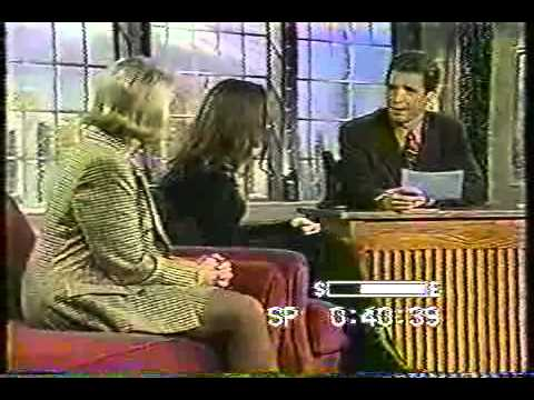 Jennifer Love Hewitt on Pat Bullard  FULL APPEARANCE Nov.21,1996