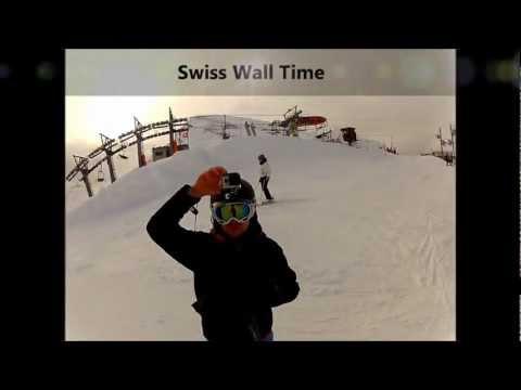 Morzine Alps Ski Holiday Crashes & Powder Times- Part 1