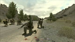 ARMA 2: COMBINED OPERATIONS United Operations Co55 Operation Enduring Freedom V9 (3/6) HD