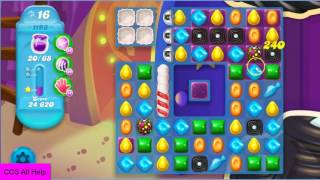 Candy Crush Soda Saga Level 1193 NO BOOSTERS Cookie