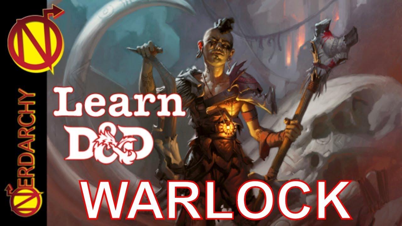 Warlocks Dragons: Intro Into D&D Classes Warlock