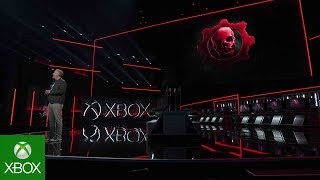E3 2018 Gears Tactics On-Stage Announce