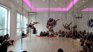 Pole Dance Choreography 'La Casa De Papel' - best video