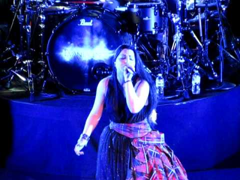 Evanescence paper flowers