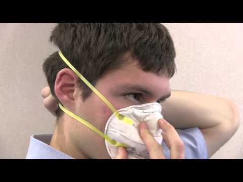 Using An N95 Respirator Mask