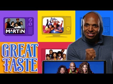 The Best 90s Black Sitcom | Great Taste