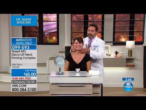 HSN | Dr. Nassif Skincare 09.21.2017 - 01 PM