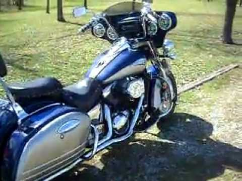 Kawasaki Nomad W Reckless Fairing Youtube