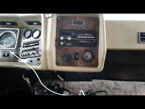 fuse box for 1986 winnebago chieftain chassis chevy youtube Fuse Box Switch