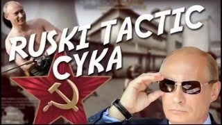 Hello From The Ruski Side CSGO Song RUSSIAN PARODY RUSKI TACTIC CYKA