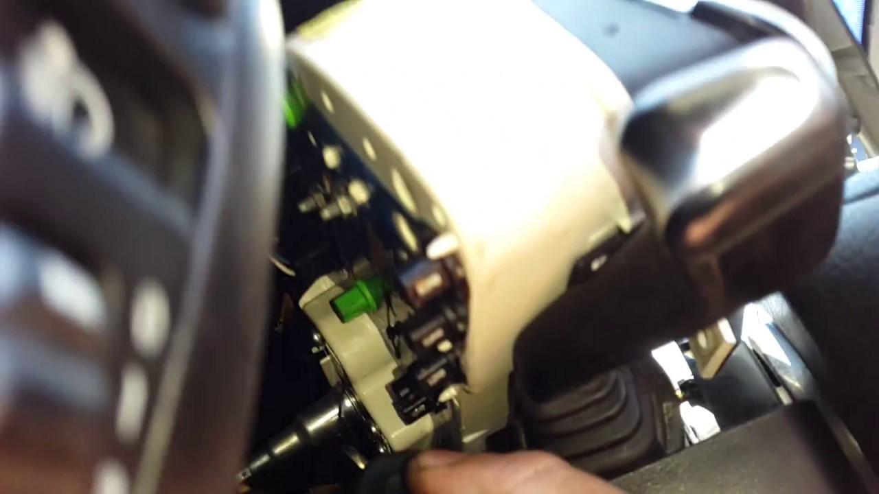 замена привода спидометра на опель аскона