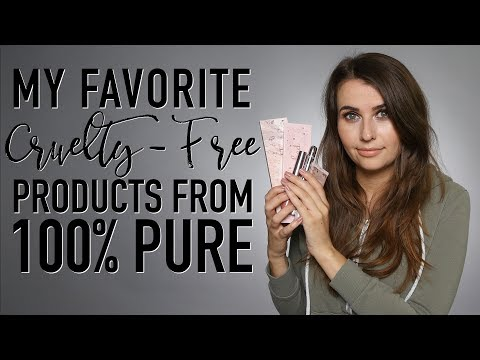 The Best 100% Pure Vegan Makeup (Cruelty Free & Vegan!) - Logical Harmony