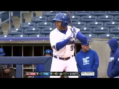 Jose Miguel Fernandez delivers for the Drillers