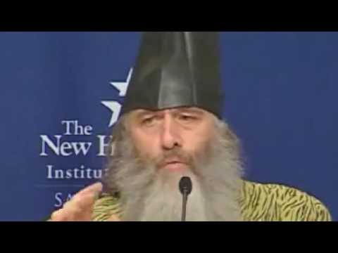 Vermin Supreme: the Friendly Fascist