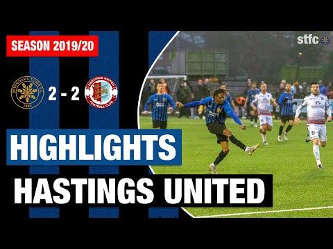 Highlights : Hastings United