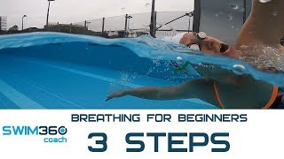 3 Steps To Master Breathing For Beginners - Don't Drink The Pool