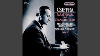 Brahms-Cziffra: Hungarian Dance No.5