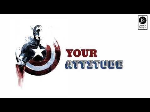 Attitude | WHATSAPP ENGLISH STATUS VIDEO | JavedShahid