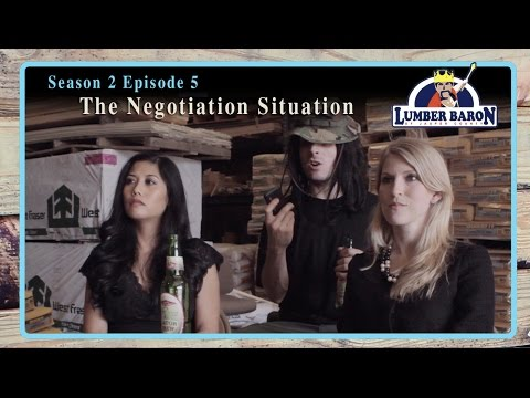 "Lumber Baron S2: EP5 ""The Negotiation Situation"" - Comedy Web Series"